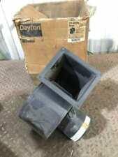 Dayton 4c870 Squirrel Cage Blower 110hp 1570rpm 5060hz 230v 1ph 495cfm