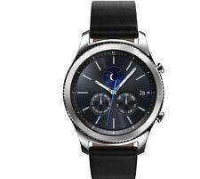 Samsung Smartwatches aus Leder mit Bluetooth