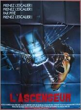 L'ASCENCEUR Affiche Cinéma / Movie Poster Dick Maas 160x120