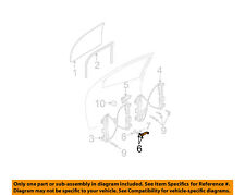 FORD OEM 05-07 Focus-Window Crank Handle 5S4Z7423342AAB