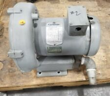 Rotron Regenerative Blower Ring Conpressor DR404 1 HP 3Phase #3339SR