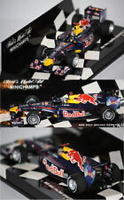 Minichamps F1 Red Bull Racing RB6 S. Vettel World Champ. 2010 1/43 410100005
