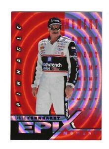 1997 Pinncale CERTIFIED EPIX ORANGE #E1 Dale Earnhardt Sr .SWEET & SCARCE!
