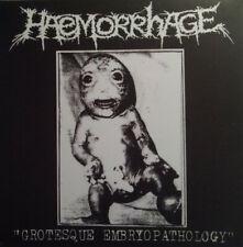 Haemorrhage - grotesque embryopathology (Digi Sleeve CD), NEW