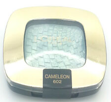 L'Oréal Eyeshadow Color Riche 602 Cameleon Green Eye Shadow Powder (3 PACK)