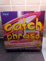 CATCH PHRASE  GAME   2005   COMPLETE