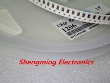 100pcs 1206 SMD Resistor 4.7K ohm 5% RoHS 4K7