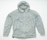Peter Storm Mens Size M Grey Lightweight Raincoat