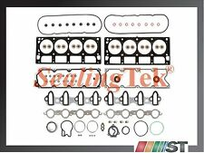 Fit 04-09 GM 6.0L V8 Vortec 6000 Engine MLS Cylinder Head Gasket Set LQ4 LQ9 LS2