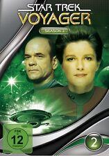 7 DVDs *  STAR TREK - VOYAGER - Komplett Season / Staffel 2 - MB  # NEU OVP +