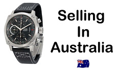 Oris BC4 Chronograph Steel WATCH . RRP $4500 .    WE ARE SELLING in AUSTRALIA