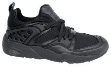 Puma Trinomic BOG Blaze Of Glory Yin Yang Mens Black Lo Trainers 359687 02 B1E