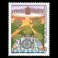 Austria 2000 - Modern Art in Austria Landscape Painting - Sc 1829 MNH