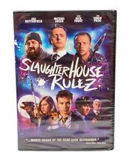 Slaughterhouse Rulez (DVD, 2018)