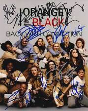 Orange Is the New Black In-Person AUTHENTIC signed Photo by 15 COA SHA #68155