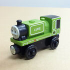 LOOSE LEARNING THOMAS WOODEN MAGNETIC TRAIN- LUKE HEAD- CAN COMBINE W/ CHUGG