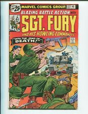 Sgt. Fury and His Howling Commandos #133 - Dick Ayers Art