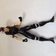 "NINJA ROGUE X-MEN Marvel COMICS TOYBIZ ACTION FIGURE 10"" 1997"