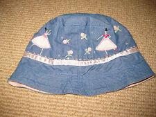 Gorgeous Girls Bucket Hat (Size 50) - BRAND NEW