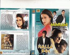 Humrahi-2008-Sudhanshu Pandey/Halla Bol-2008-India 2 Movie-DVD