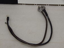 New USA Made Correct Spring Ring Battery Cables 1962 Corvette