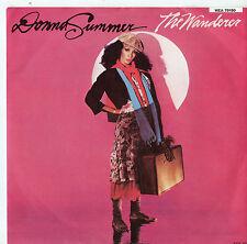 "Donna Summer - The Wanderer. 7"" Single 1980"