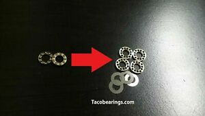 Ceramic Bearings For Kershaw Bareknuckle, Kershaw Knives accessories