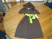 Roxy girls dress hoody hoodie youth size M Med Medium  NWT 44.00 ^^