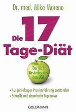 Moreno, M: 17-Tage-Diät von Mike Moreno (2012, Taschenbuch)