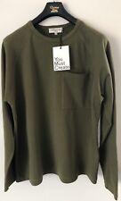 Original YMC You Must Create Sweatshirt Oversized M Neu olive