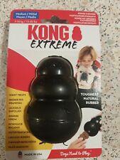 KONG K2 Dog Toy, Medium - Black