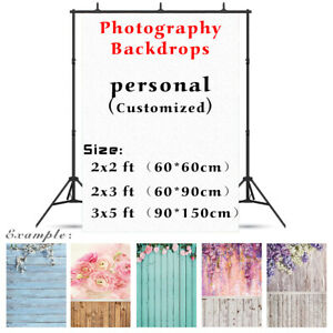 Personalised Custom Photo Image Photography Studio Wedding Backdrops Cloth