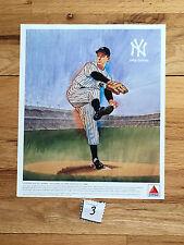 Lefty Gomez – Ny Yankee 1989 Citgo Color Lithograph