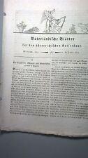1814 46 Bernstein bei Eisenburg  Schwefel Steinkohle  Bergbau Niederösterreich