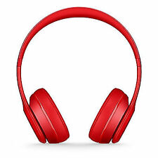 Beats by Dr. Dre Solo2 Wireless Over the Ear Headphones - Red