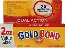 Gold Bond RAPID RELIEF  Anti-Itch Cream 2oz