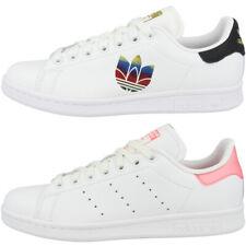 Adidas Stan Smith Women Schuhe Retro Damen Freizeit Sneaker Sport Turnschuhe
