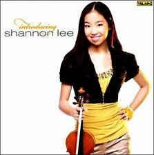 Introducing Shannon Lee, New Music