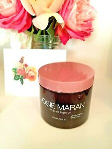 Josie Maran Whipped Argan Oil Ultra hydrating Body Butter 13.5 oz  Unscented NEW