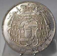 PRACHTSTÜCK!! 1 Taler 1788 Salzburg, Colloredo, Silber
