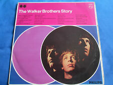 Walker Brothers The Walker Brothers Story DBL002 Gatefold Sleeve 2xVinyl LP Set