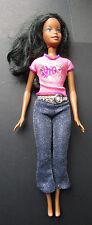 2006 Muñeca Barbie Sugababes Keishas en color Rosa Sugababes Top y Pantalones Brillantes