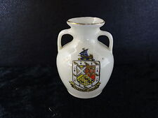 China Model of a Portland Vase with Hove Crest