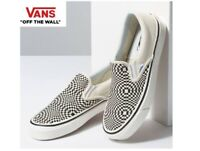 VANS SLIP ON SP19 Anaheim Checkerboard Fashion Sneakers,Shoes Women VN0A3JEXVMY