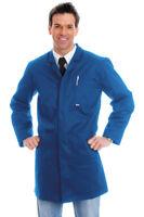 Heavyweight Lab Warehouse Coat Vented Back Workwear Healthcare Dental Workwear