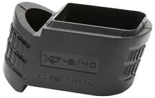 Springfield XDM5001C XD(M) 9mm or 40 Compact Sleeve for Backstrap #1 Poly Black