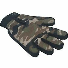 Stylish Camo Pet Grooming Glove with Adjustable Strap for Cats and Dogs,Glove (R