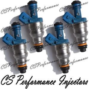 OEM Bosch Fuel Injector Set for 1991-1993 Saab 900 2.1 I4 91 92 1992 93 2.1L