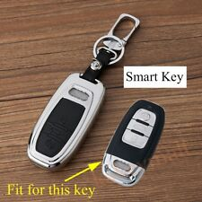 Smart Keyfob Key Bag Case Holder Cover For Audi A4/5/6/7/8 S5/6/8 Q5 Accessories