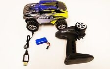 La vendita R/C MONSTER BLU NITRO mt2 Hunter 2.4ghz RC Auto X Racing Buggy Truggy Truck